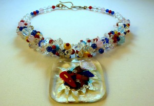 Winter Color Dream Necklace