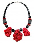 The Volcanic Islands necklace